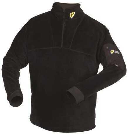 ScentBlocker S3 Arctic Weight Shirt Black X-Large Model: ABLSXL