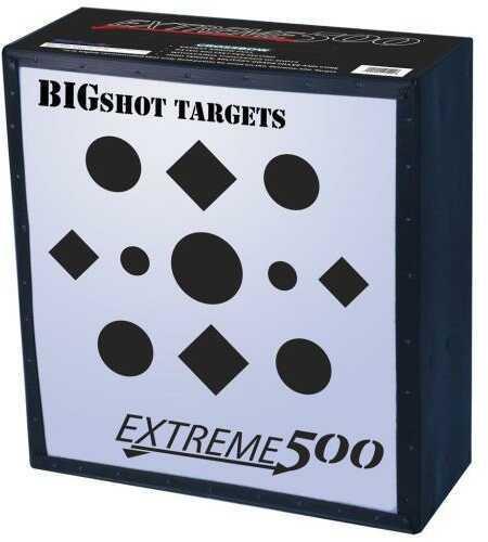 Big Shot Iron Man Extreme 500 Target 24 in. Model: IM 24 X