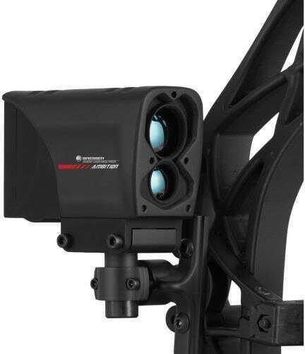 Bresser LR-Arch Ambition Archery Laser Rangefinder 5-100 yds Black