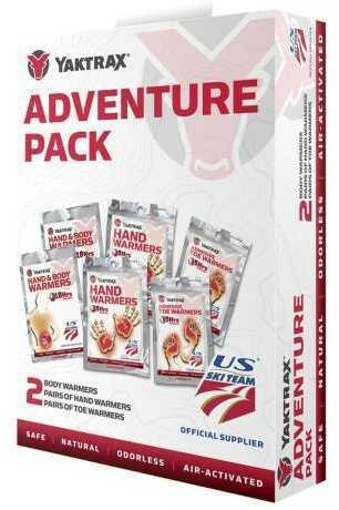 Yaktrax Adventure Warmer Pack  Model: 07312