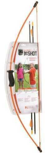 Bear 1st Shot Bow Set Neon Orange 8-12lbs. RH/LH Model: AYS6200TR