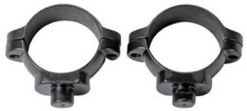 Leupold Standard Scope Rings Low, Gun Metal Gray Md: 62030