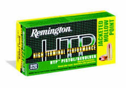 Remington 41 Remington Mag 210 Drain Soft Point HTP 50 Rounds Ammunition RTP41Mg1