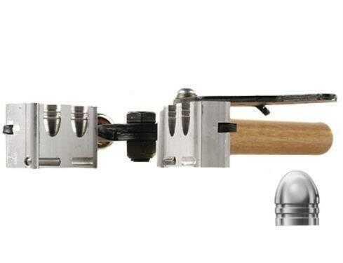 "Lee's Reloading 2 Cavity Bullet Mold .45 Caliber (.450"" Diameter), 200 Grains,"