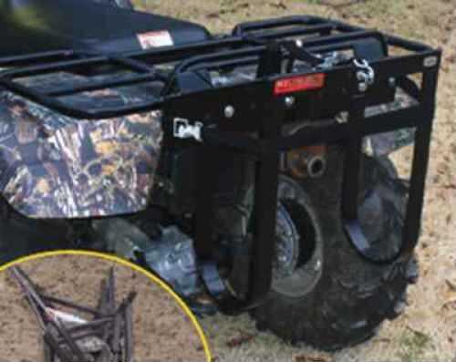 Miller ATV Treestand Carrier Rubber Coated & Adjustable