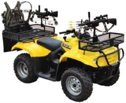 Miller ATV Gun & Bow Carrier 2-Gun Universal & Adjustable