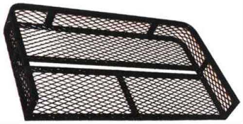 Miller ATV Rear Basket Rack Rubber Coated Extension Rack