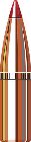 Hornady 6mm Bullets 95 Grain SST Per 100 Md: 24532