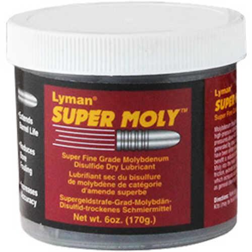 Lyman Super Moly Extra-Fine Powder 6 Oz