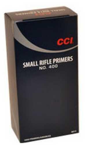CCI #400 Small Rifle Primer (1000 Count)