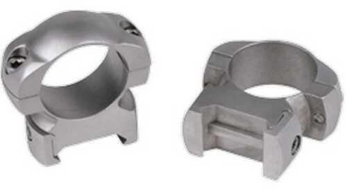 """Weaver Grand Slam Steel Rings 1"""", X-High, Matte Md: 49307"""