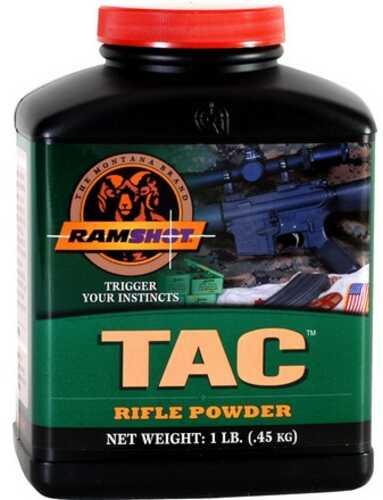 Ramshot TAC Smokeless Rifle Powder (1 Lb)