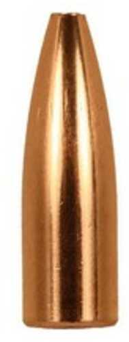 Berger 22 Caliber .224 Diameter 52 Grain Flat Base Match Varmint 1000 Count