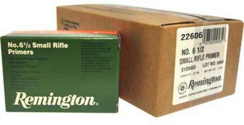 Remington 6 1/2 Small Rifle Primer 5000 Count Case