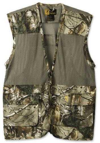 Browning Dove Vest Dove Vest Realtree Xtra Xl