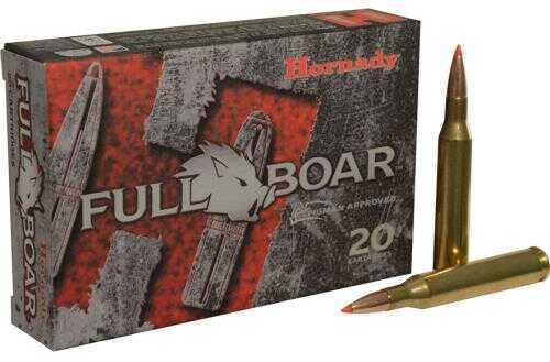 Hornady 25-06 Remington Full Boar, 90 Grains, GMX Boat Tail Lead-Free, Per 20 Md: 81447
