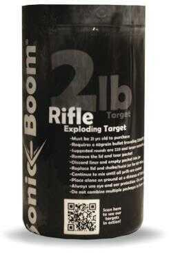 Sonic Boom TargetsSonic Boom Exploding Target 2Lb Rifle Target Model: SBT02