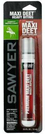 Sawyer ProductsSawyer Maxi Deet 1/2Oz Pump Spray Model: SP711