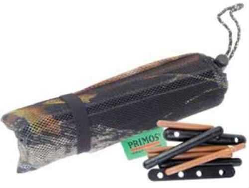 Primos Game Rattle Bag Big Bucks Camo Net Bag W/Proof