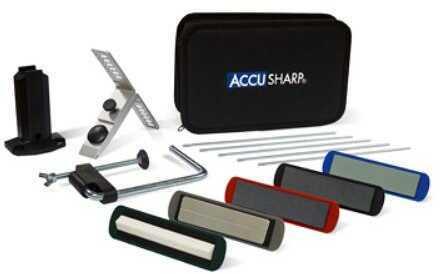 AccuSharp Knife Sharpener 5 Stone Precision Sharpening Kit 059C