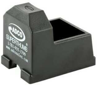 ADCO Super Thumb Mag Loader Black Finish Fits 10/22® High Capacity Magazines ST4