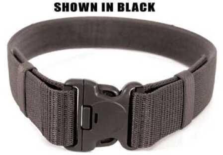 "BLACKHAWK! 2.25"" Military Web Belt (Modernized) Large (up to 43"") Coyote Tan 41WB02DE"