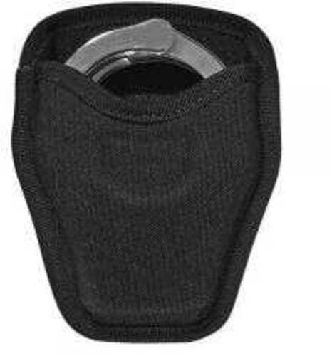 Bianchi Model 8034 PatrolTek Open Handcuff Case Nylon Black Finish 31403