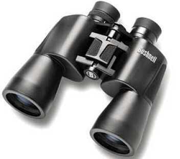 Bushnell Powerview Binocular 12X50mm InstaFocus Porro Prism Black Finish 131250