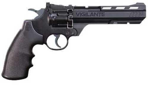 "Crosman Vigilante 357 Semi-Auto Co2 Revolvr 6"" Barrel Md: CCP8B2"
