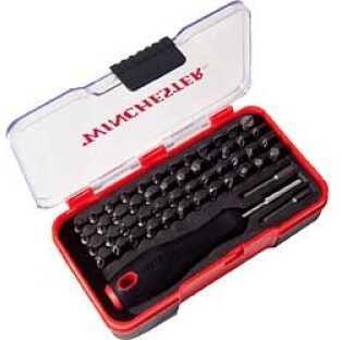 Winchester 51 Piece Screwdriver Set Md: 363158