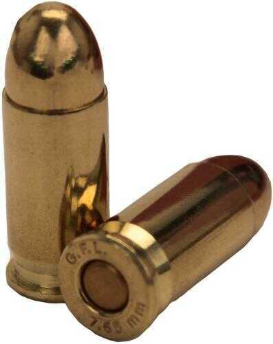 Fiocchi 32 ACP 73 Grain FMJ Ammunition