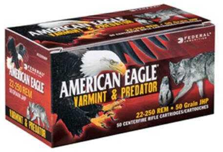 Federal American Eagle Varmint & Predator, 17 Horn