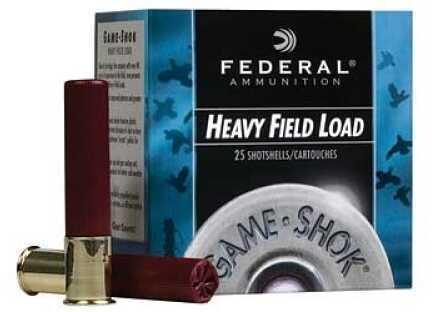 "Federal .410 Gauge 2 1/2"" Max Dram 1/2Oz 7.5 Shot Per 25 Ammunition Md: H41275"