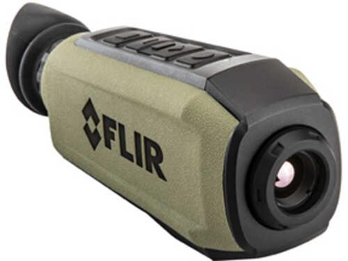 FLIR 7TM01F210 Scion OTM 136 Thermal Monocular 1.5x 16 degrees x 12 degrees FOV
