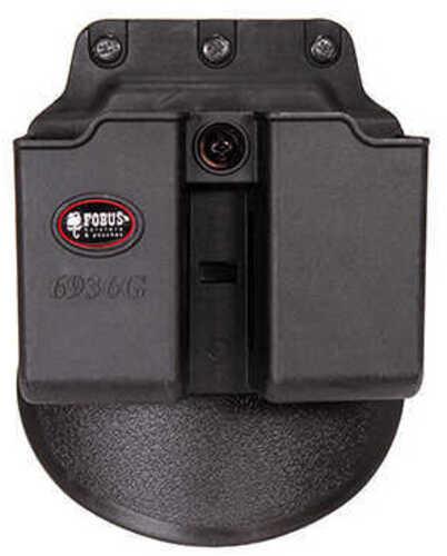 Fobus Paddle Magazine Pouch Fits Double Magazine Glock 36 Black 6936GNDP