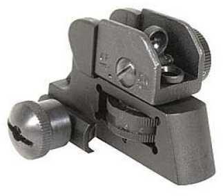 GMG Rear Sight AR15 A2 Style Detachable