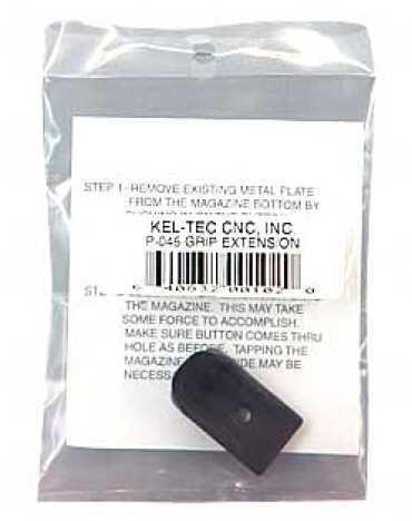 Kel-Tec Grip Extender Fits P11 Black P11-045