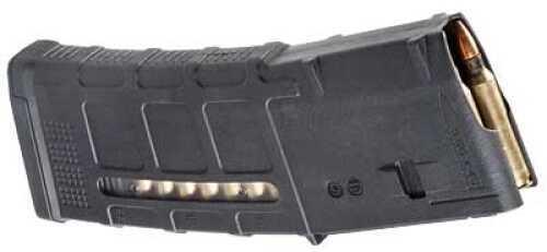 Magpul Mag556-Black PMAG Gen M3 Window AR15/M4 223 Rem/5.56 Nato 30 Round Polymer Black Finish