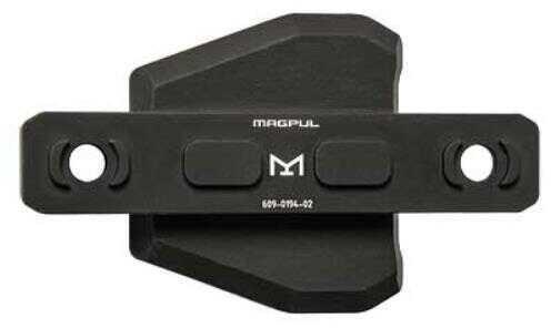 "Magpul Mag624-Black M-LOK Tripod Adapter 1.8""X 3.1"" Anodized Aluminum Black 1.2Oz"
