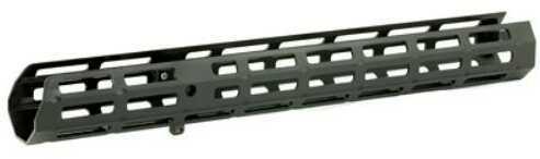 Midwest Industries Inc MIMARMR Marlin Rifle 6061 Aluminum Black Hard Coat Anodized