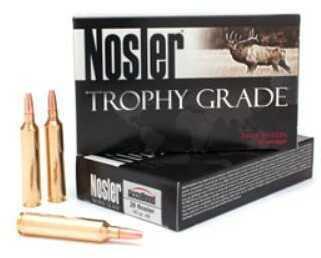 Nosler 60117 Trophy Grade 30 Nosler 180 Grains Accubond 20 Box