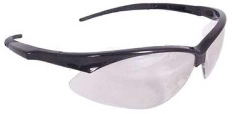 RadiansRadians Outback Glasses Black Frame Ice Lens With Cord OB0190CS