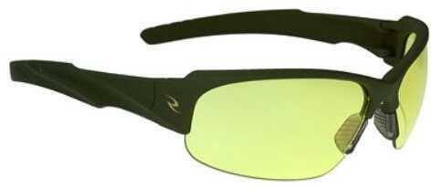 Radians T-83, Glasses, Blk Frame, AMBER T83-40RC