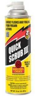 Shooters ChoiceShooter's Choice Quik Scrub III Liquid 15oz Cleaner/Degreaser Aerosol Can CDG315-12