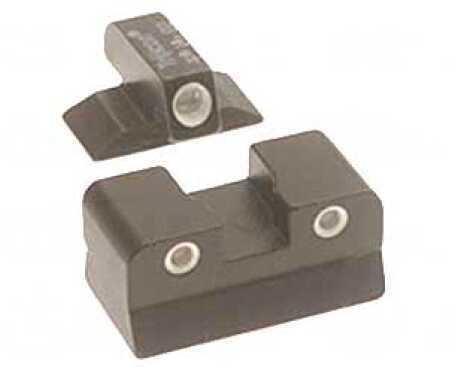 Trijicon Tritium Sight Beretta Brigadier/Elite Green/Green 3 Dot Be04