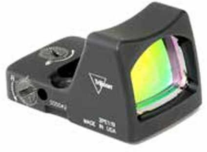 Trijicon Ruggedized Miniature Reflex Sight, Red Dot, Flat Dark Earth Finish, 3.25 MOA Rm01-C-700102