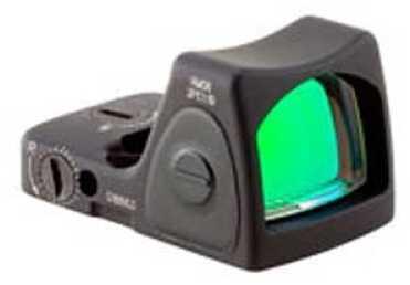 Trijicon Adjustable Ruggedized Miniature Reflex Red Dot Black 3.5MOA Rm06