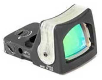 Trijicon Ruggedized Miniature Reflex Red Dot Black 12.9 MOA Amber Triangle Rm08A