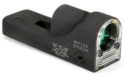Trijicon Reflex Red Dot Matte 6.5MOA, Amber Dt W/O Mount Rx01