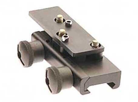 Trijicon Reflex 1 Piece Base Matte Flattop Rx14